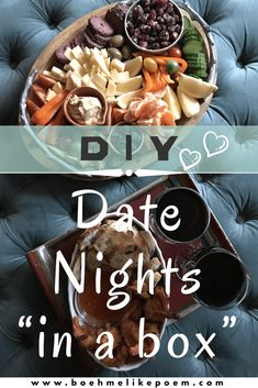 Lately I've seen so many options for subscription boxes. From clothes, to makeup, to PMS boxes! But then I came across a Date Night in a box… and well, I was intrigued. Lets be honest, with kids it's hard to schedule in date nights. And the majority of the time they have to be scheduled.… Read More DIY Date Night in a Box via Amazon