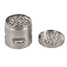 High Quality 55mm Zinc Metal Spice Tobacco Herb Grinder for Smoker As Smoking Accessory 4 Parts Crusher  Price: 10.99 & FREE Shipping #computers #shopping #electronics #home #garden #LED #mobiles #rc #security #toys #bargain #coolstuff |#headphones #bluetooth #gifts #xmas #happybirthday #fun