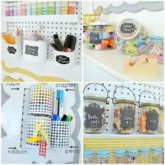 peg board, organiz wall, organiz pegboard, craft areas, ribbon, wall crafts, spring cleaning, kids toys, craft rooms