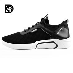 brand new 53dfe 1476a KSD Andningsskyddande Air Mesh Grå Svart Män Körskor Skor Outdoor Sport  Atletisk Gym Sneakers Man Walking Skor Summer New Style