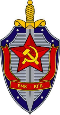 KGB - Komitet gosudarstvennoi bezopasnosti, em português Comité de Segurança do Estado. Esta era a principal organização de serviços secretos da União Soviética, que desempenhou as suas funções entre 13 de Março de 1954 e 6 de Novembro de 1991. http://pt.wikipedia.org/wiki/KGB