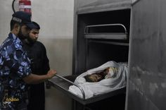 PHOTO: One of those killed by #Israel in besieged #Gaza of #Palestine 8 July(1). #News #WorldNews