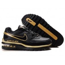 on sale 47b82 d60c5 Hommes Nike Air Max LTD Noir Gold 88,98 Nike Air Max Ltd,