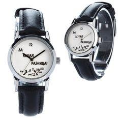 Petite ZIZ Watch Wristwatches, Leather, Accessories, Jewelry Accessories
