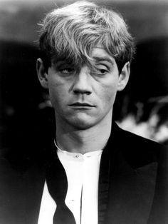 Anthony Andrews as Lord Sebastian Flyte in Brideshead Revisited, 1981.