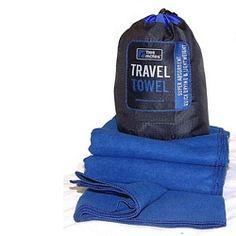 Trekmates Microfibre Travel Towel - Xl