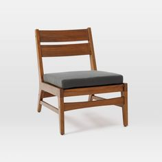 Mid-Century Lounge Chair - Auburn