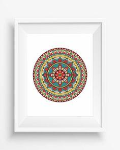 Mandala,Mandala wall art, zen,meditation ,home decor,Islam, Arabic, Indian, turkish, pakistan, chinese, ottoman motifs,digital prints,