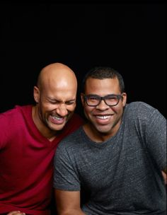 Keegan-Michael Key and Jordan Peele: The World's 100 Most Influential People
