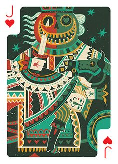 Playing Arts, awesome cards