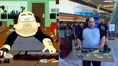 The guy who cosplayed as the World of Warcraft player from South Park : | 32 People Who Absolutely Nailed It In 2013