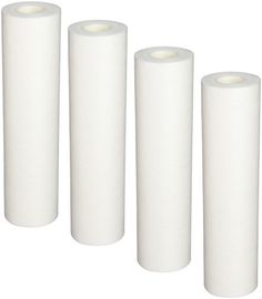 Aquasana EQ304 10Inch Replacement PreFilters for Aquasana Rhino Pack of 4 >>> Check this awesome product by going to the link at the image. (This is an affiliate link) #KitchenDining