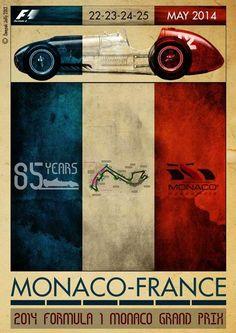 2014 formula 1 Monaco grand prix