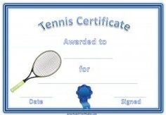 Volleyball award certificate template volleyball certificates free a variety of free printable tennis certificate templates many more free sports awards and award certificates on this site yelopaper Image collections