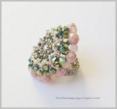 Pattern bijoux: Anello Pola gyűrű