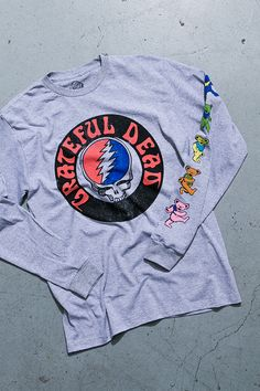 Show your #DeadHead pride with the latest addition to our Graphic Tee Shop.