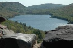 Why the Porkies are perfect for Instagram | porcupinemountains.com Local Attractions, Be Perfect, Mountains, Water, Outdoor, Instagram, Gripe Water, Outdoors, Outdoor Games