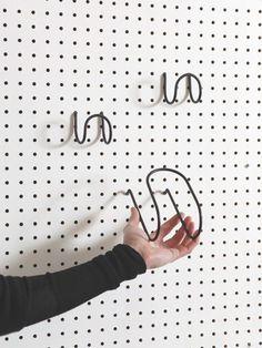 Pegboard Accessories | Loris + Livia