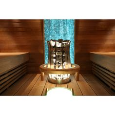 Cariitti Fantasia Murskelasitaulu 1000 x 35 mm - Saunan Valaistus Saunas, Spa, Shower Tub, Finland, Bathtub, Backyard, Interior Design, Bathrooms, Photo Credit