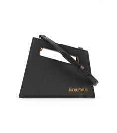 JACQUEMUS . #jacquemus #bags #shoulder bags #leather #