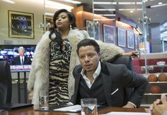 Cookie & Lucious: How Taraji P. Henson and Terrence Howard built an 'Empire'