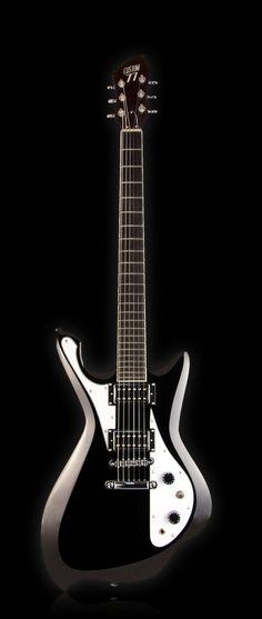 Custom77 Blackout - Black