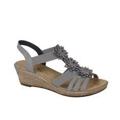 Rieker 62461 (Dust) #RiekerShoes