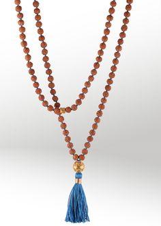 Mala Sannyasi Krishna Blue / Power & Benefits: Meditation & Yoga  / Sannyasi – Bedeutung in Sanskrit Derjenige der frei von weltlichen Anbindungen ist Ein Sannyasin ist geübt im Praktizieren von Sanyama. Eine spiritual Blueelle Technik, die ermöglicht, willentlich unmittelbar in reines Bewusstsein zu tauchen.