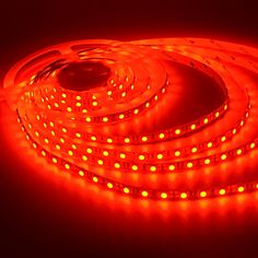 5050 smd 12volt non waterproof green flexible led strip light with 5050 smd 12volt non waterproof red flexible led strip light with 60ledsm aloadofball Image collections