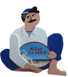 Nikos Tavern - Mykonos, Greece