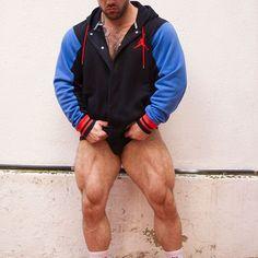 Max Hilton - bodybuilder