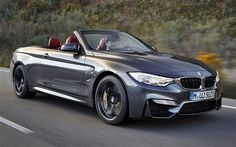 BMW M4 Convertible expected to be on sale in UK in Sept 2014