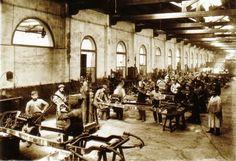 Fábrica Hispano Suiza de 1906. Barcelona, ahora y siempre: Turismo e industria