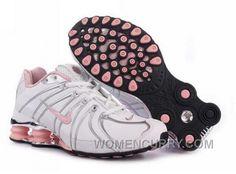 286c2f0c9e9 Women s Nike Shox OZ Shoes White Silver Light Pink Online