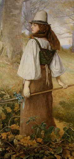James Collinson (1825 – 1881) – Pintor Inglês_18