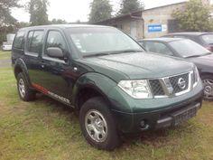 Nissan Pathfinder 2.5 dCi LE as Off-road Vehicle/Pickup Truck in hainburg