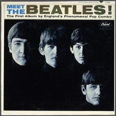 I was 5 years old that Sunday night they were on The Ed Sullivan Show. Next day my older brother brought home the album.