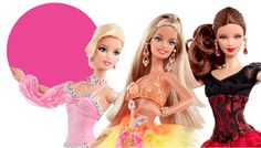 Dancing with the Stars Barbies... who knew? #DWTS