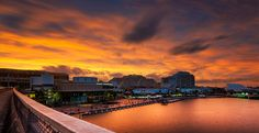 Darling Harbour on Fire by Goff Kitsawad on 500px