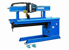 The #longitudinal #seam #welding #machine offers you high welding efficiency and speed, well welding quality and good consistency...https://goo.gl/jqoJVR