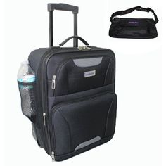 Free Shipping. Buy Boardingblue Rolling Personal item Luggage Under Seat for the Airlines of American, Frontier, Spirit-Black at Walmart.com