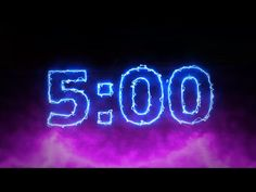 Electric  - 5 Minute Countdown - YouTube