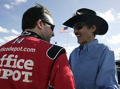 Tony Stewart - Daytona 500 Practice