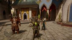 Getting the crew together one last time for Trespasser. #dragonageinquisition #dai #dragonage #trespasser