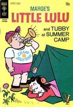 Little Lulu Dell/Gold Key) comic books Old Comic Books, Best Comic Books, Vintage Comic Books, Vintage Comics, Comic Book Covers, Classic Cartoon Characters, Classic Cartoons, Comic Book Characters, Cartoon Art
