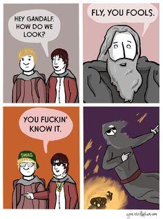 frodo swaggins