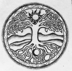 Earth Gazer: Tattoo idea