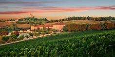 Monferrato rolling hills