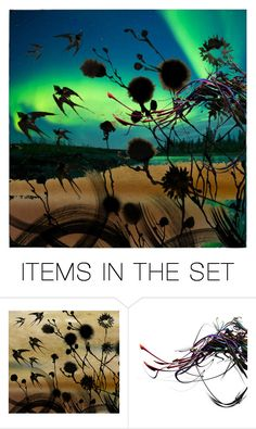 """""""Earth Is Calling"""" by kathy-martenson-sanko ❤ liked on Polyvore featuring art"""
