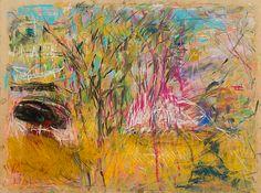 "RAFAEL WARDI, ""KESÄPÄIVÄ"". Funky Art, Abstract Drawings, Source Of Inspiration, Art School, Landscape Paintings, Art Ideas, Trees, Artists, Brown"